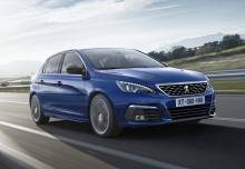 Peugeot 308 BlueHDi FAP 120 EAT6 Stop&Start (seit 2015) Front + rechts