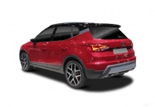 Seat Arona 1.0 Eco TSI (seit 2017) Heck + links