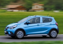 Opel Karl 1.0 Easytronic (seit 2015) Seite links