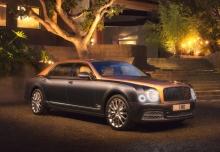 Bentley Mulsanne (seit 2016) Front + rechts