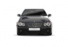 Mercedes-Benz CLK Cabrio 500 7G-TRONIC (2006-2009) Front