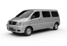 Toyota HiAce D-4D 4x4 (2008-2010) Front + links