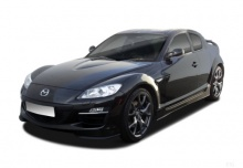 Mazda RX-8 (2010-2010) Front + links