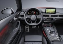 Audi S5 Cabrio 3.0 TFSI quattro tiptronic (2016-2016) Armaturenbrett