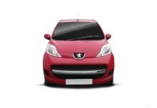 Peugeot 107 70 (2010-2011) Front