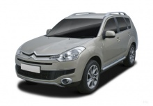 Citroen C-Crosser FAP DCS (2009-2013) Front + links