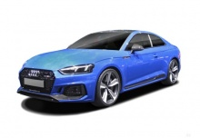 Audi RS5 Coupe 2.9 TFSI quattro tiptronic (2017-2017) Front + links