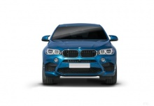 BMW X6M (2014-2014) Front