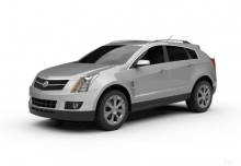 Cadillac SRX 3.6 V6 AWD (2014-2014) Front + links