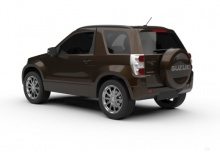 Suzuki Grand Vitara 1.6 (2012-2012) Heck + links