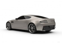 Aston Martin V8 Vantage (2013-2013) Heck + links