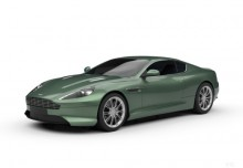 Aston Martin DB9 Coupe Touchtronic (2015-2015) Front + links