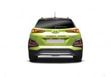 Hyundai Kona 1.0 T-GDI (seit 2017) Heck