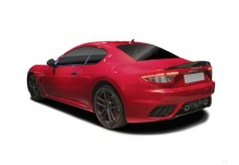 Maserati Granturismo (seit 2017) Heck + links