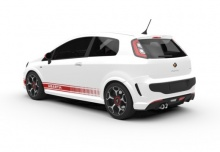 Abarth Punto 1.4 Abarth 16V Multiair (2012-2012) Heck + links