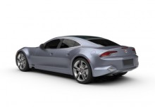 Fisker Karma (2012-2016) Heck + links
