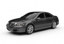 Honda Legend 3.7 V6 SH-AWD (2008-2010) Front + links