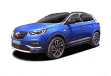 Opel Grandland X 1.2 Start/Stop (seit 2017) Front + links