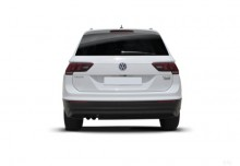 VW Tiguan 1.4 TSI BlueMotion Technology (seit 2016) Heck
