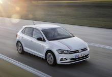 VW Polo 1.0 (seit 2017) Front + rechts