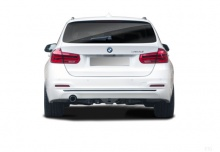 BMW 325d Touring Aut. (seit 2016) Heck