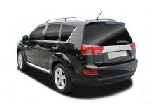 Peugeot 4007 HDI FAP 7-Sitzer (2011-2012) Heck + links