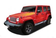 Jeep Wrangler Hard-Top 3.6 Automatik (2016-2017) Front + links