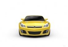Opel GT (2006-2009) Front
