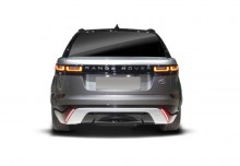 Land Rover Range Rover Velar 2.0 (seit 2017) Heck