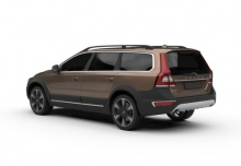 Volvo XC 70 D5 AWD Geartronic (2015-2016) Heck + links