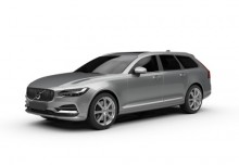 Volvo V90 T8 Twin Engine AWD (seit 2017) Front + links