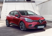 Renault Clio Energy TCe 90 Start & Stop 99g (seit 2012) Front + rechts