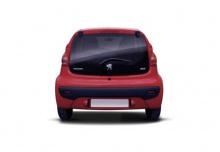 Peugeot 107 70 (2010-2011) Heck