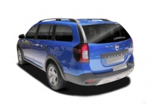 Dacia Logan MCV TCe 90 S&S (2017-2017) Heck + links