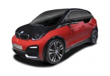 BMW i3 (seit 2013) Front + links