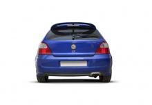 MG MG ZR 1.4 (2004-2005) Heck