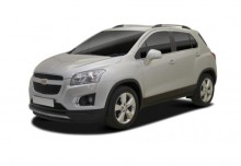 Chevrolet Trax 1.6 (2013-2013) Front + links