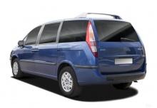 Fiat Ulysse 2.2 JTD DPF Automatik (2008-2010) Heck + links