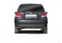 Chevrolet Kalos 1.2 Gas (2005-2008) Heck
