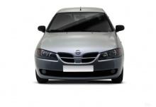 Nissan Almera 1.5 dCi (2003-2005) Front