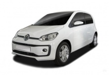 VW up! TSI BlueMotion Technology (seit 2016) Front + links