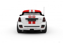 MINI Mini Coupe (2012-2012) Heck