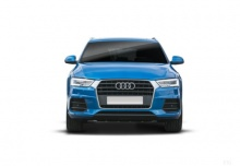 Audi Q3 1.4 TFSI (seit 2016) Front