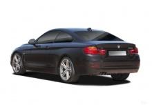 BMW 418d (seit 2015) Heck + links