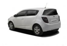 Chevrolet Aveo 1.4 (2013-2014) Heck + links
