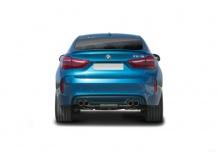 BMW X6M (2014-2014) Heck