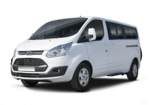 Ford Tourneo Custom L1H1 VA Autm. (seit 2016) Front + links