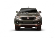 Fiat Fullback 4WD DC (seit 2016) Front