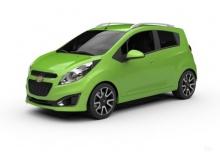 Chevrolet Spark 1.0 (2012-2014) Front + links