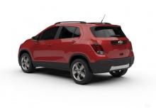 Chevrolet Trax 1.6 (2013-2013) Heck + links